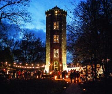Kerstevenement bij De Koepel @ Uitkijktoren/Natuurtheater De Koepel | Lunteren | Gelderland | Nederland