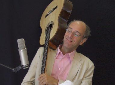 Gitarist Frans van Keep