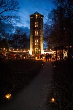 Kerst rond de Koepel @ De Koepel   Lunteren   Gelderland   Nederland