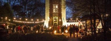Kerst rond de Koepel @ Uitkijktoren De Koepel | Lunteren | Gelderland | Nederland