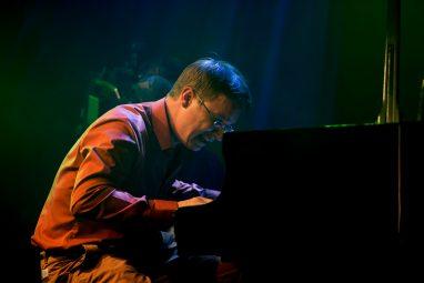 Jazz met het Stefan Schöler Trio @ Uitkijktoren/Natuurtheater De Koepel