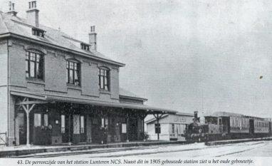Lezing over de Kippenlijn, de spoorlijn tussen Ede en Barneveld @ Westhoffhuis