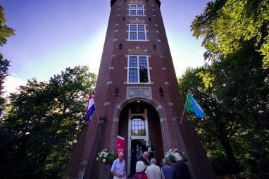 Feestelijke opening Expositie Oog&Optiek en Pleisterplaats De Koepel @ Uitkijktoren De Koepel
