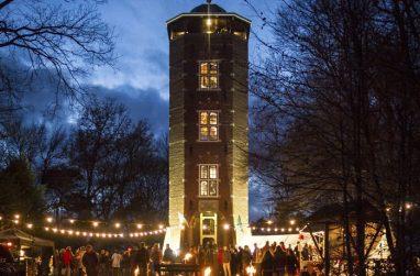 Kerst rond de Koepel @ Uitkijktoren De Koepel