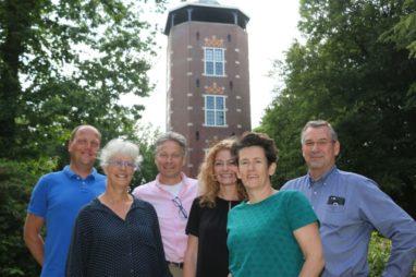 De Koepelcommissie van Het Luntersche Buurtbosch