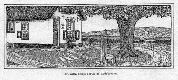 Lustrumlezing: Wijnand Otto Jan Nieuwenkamp, 1874-1950 Ontwerper van uitkijktoren De Koepel en Villa d' Eekhorst